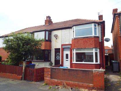 2 Bedrooms Terraced House for sale in Highbank Avenue, Blackpool, Lancashire, FY4
