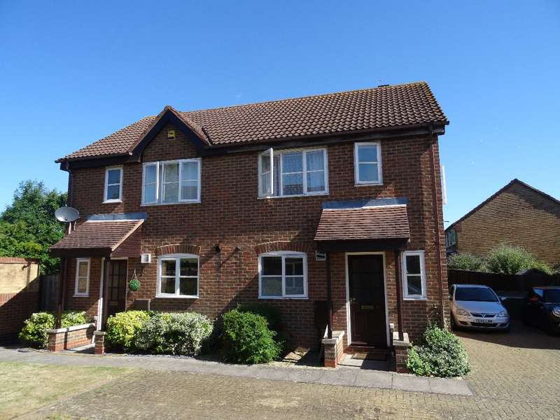 3 Bedrooms Semi Detached House for sale in ANDING CLOSE, OLNEY