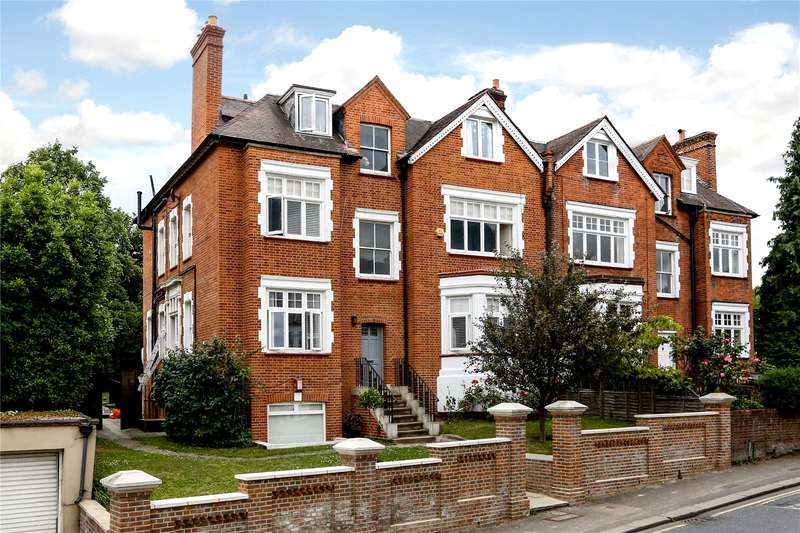 2 Bedrooms Flat for sale in Leopold Road, London, SW19