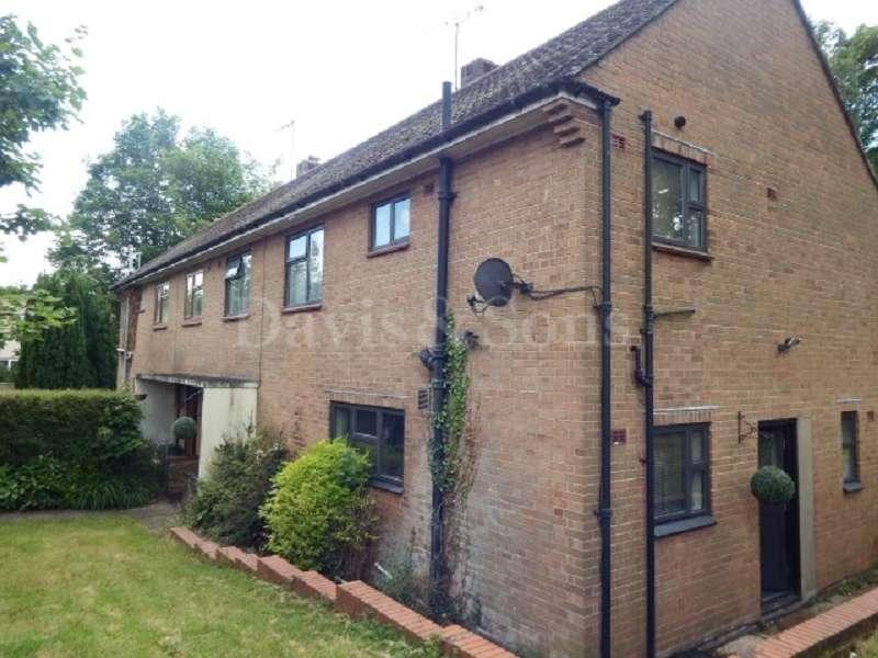 4 Bedrooms Semi Detached House for sale in Chapman Close, Newport, Newport. NP20 6PH
