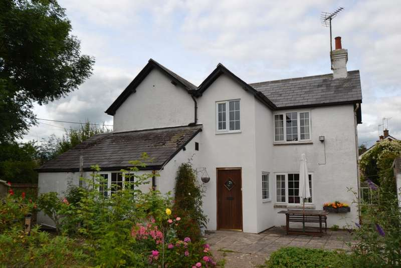 3 Bedrooms Detached House for sale in Fordingbridge
