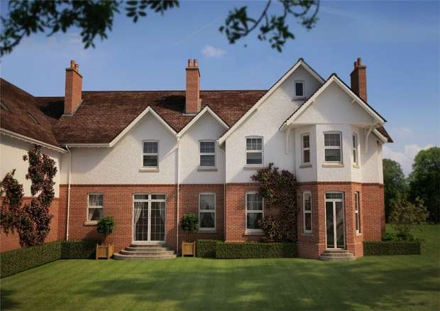 2 Bedrooms Flat for sale in Lydwin Grange, 2 Stevenstone Road, Exmouth, Devon