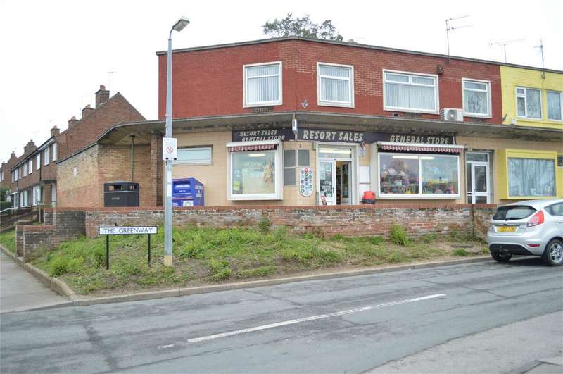 5 Bedrooms End Of Terrace House for sale in The Greenway, Hornsea, East Riding of Yorkshire