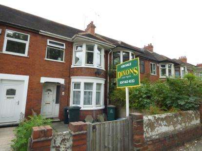 3 Bedrooms Terraced House for sale in Sewall Highway, Coventry, West Midlands