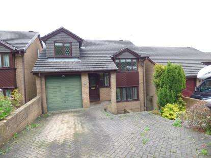 4 Bedrooms Detached House for sale in Ighten Road, Burnley, Lancashire