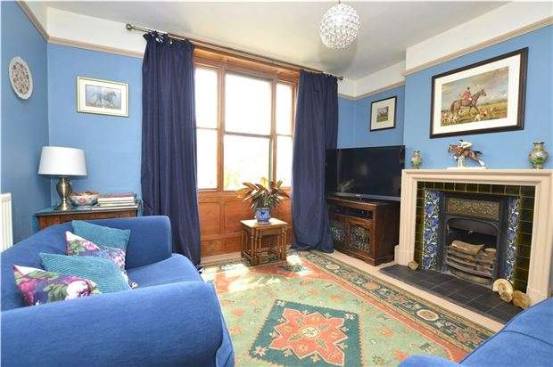 4 Bedrooms Semi Detached House for sale in Westward Road, Ebley, Gloucestershire, GL5 4ST