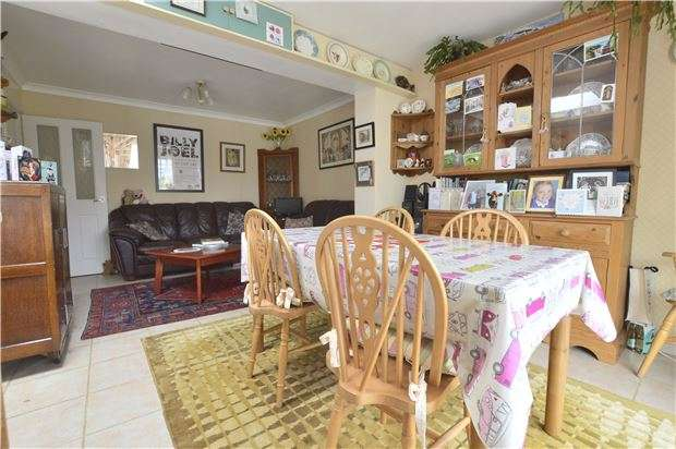 4 Bedrooms Semi Detached House for sale in Mitton, Tewkesbury, Gloucestershire, GL20 8BB