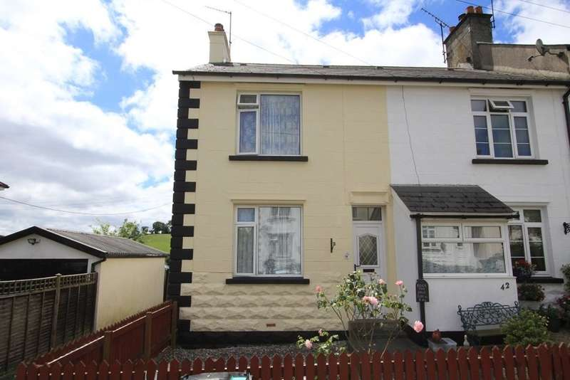 2 Bedrooms End Of Terrace House for sale in Teign Village, Newton Abbot