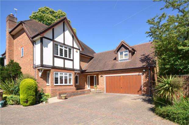 6 Bedrooms Detached House for sale in Portesbery Road, Camberley, Surrey