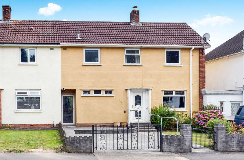 3 Bedrooms Terraced House for sale in Fishguard Road, Llanishen, Cardiff