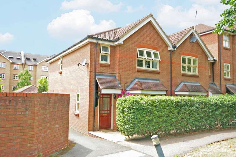 3 Bedrooms End Of Terrace House for sale in Apsley Lock