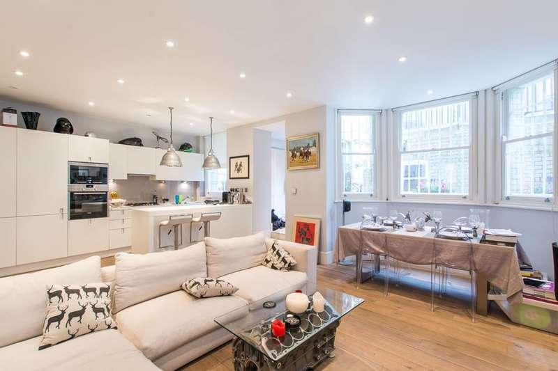 2 Bedrooms Flat for sale in Elm Park Gardens, Chelsea, SW10