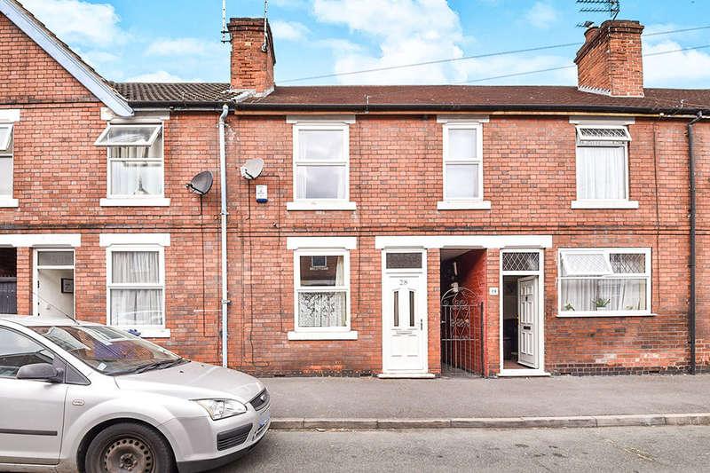 3 Bedrooms Property for sale in Balfour Street, Burton-On-Trent, DE13