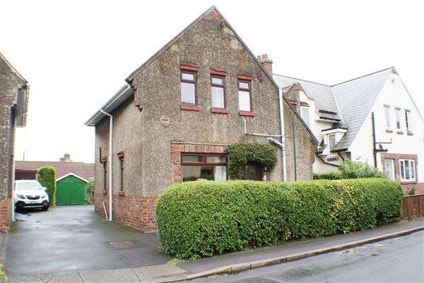 3 Bedrooms Semi Detached House for sale in Stanley Gardens, Consett