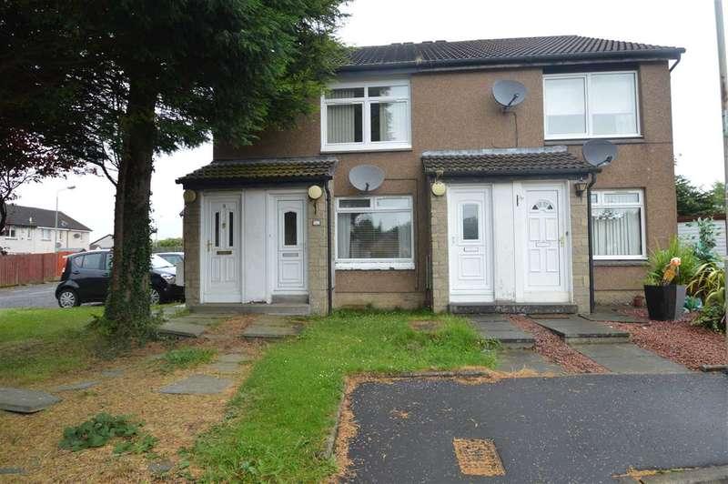 1 Bedroom Apartment Flat for sale in McIntosh Quadrant, Bellshill