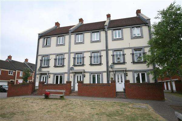 5 Bedrooms Terraced House for rent in Trubshaw Close, Horfield, Bristol