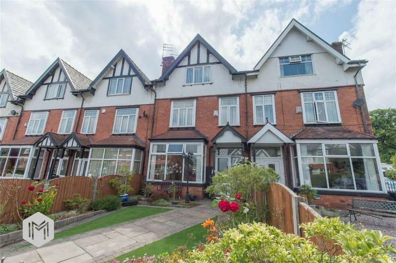 5 Bedrooms Terraced House for sale in Somerset Road, Heaton, Bolton, Lancashire