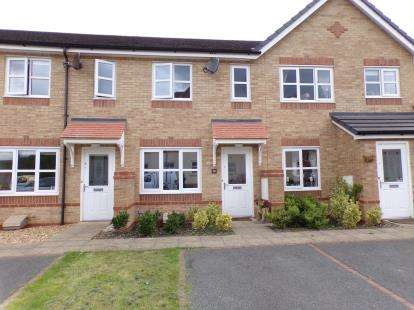2 Bedrooms Terraced House for sale in Lon Bedw, Llandudno Junction, Conwy, LL31