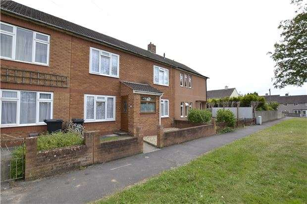3 Bedrooms Terraced House for sale in Monsdale Close, Bristol, BS10 7EA