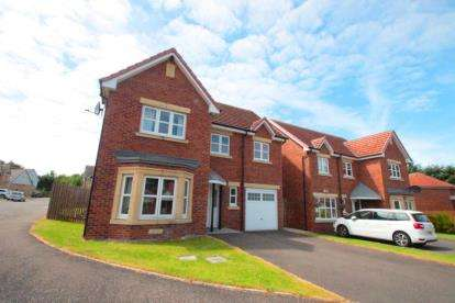 4 Bedrooms Detached House for sale in Glebe Place, Glenrothes