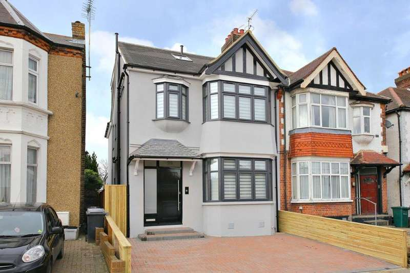 2 Bedrooms Maisonette Flat for sale in HERIOT ROAD, HENDON, LONDON, NW4