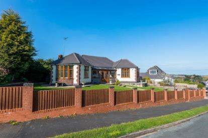 3 Bedrooms Bungalow for sale in The Crescent, Walton On The Hill, Stafford, Staffordshire