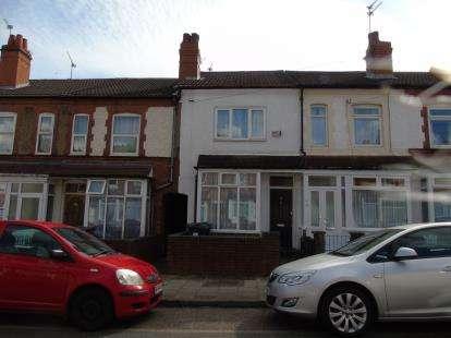 3 Bedrooms Terraced House for sale in Milner Road, Selly Oak, Birmingham, West Midlands