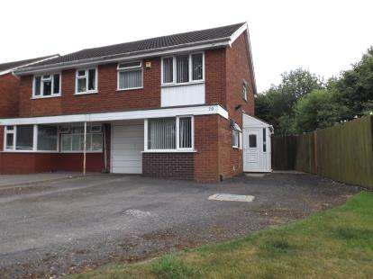 3 Bedrooms Semi Detached House for sale in Park Road, Willenhall, West Midlands