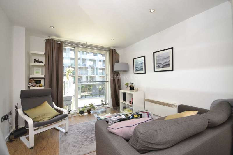2 Bedrooms Apartment Flat for sale in Brewery Square, Clerkenwell EC1V