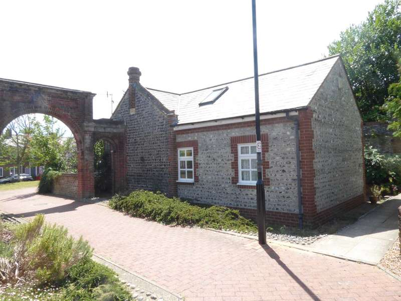 2 Bedrooms Detached House for sale in Southover High Street, Lewes