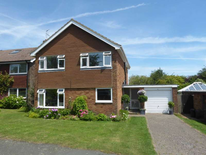 4 Bedrooms Detached House for sale in Monckton Way, Kingston Near Lewes