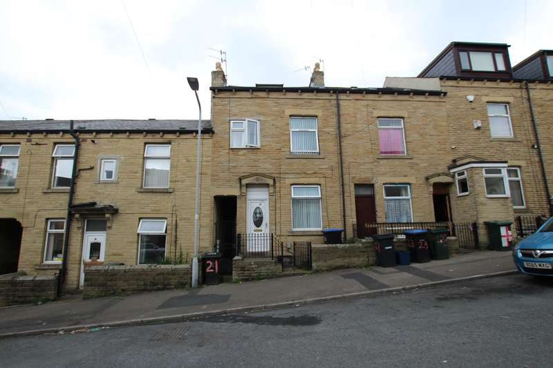 5 Bedrooms Terraced House for sale in Stamford Street, BD4 8SD