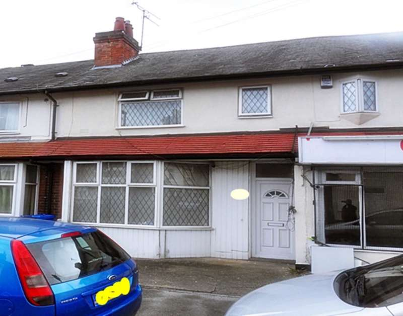 2 Bedrooms Terraced House for sale in Brighton Road, Derby