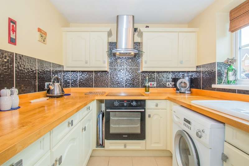 3 Bedrooms Semi Detached House for sale in Gaulden Grove, Pontprennau, Cardiff