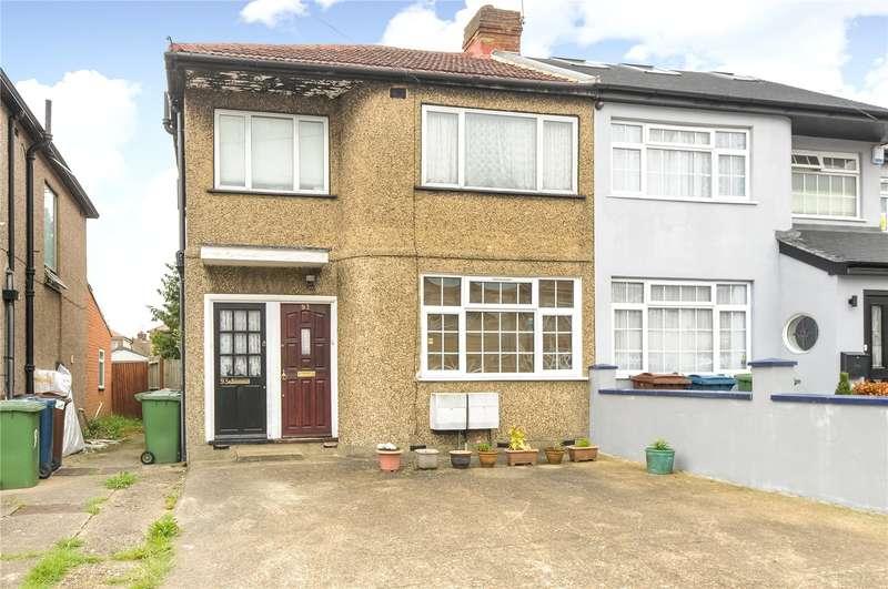 1 Bedroom Maisonette Flat for sale in Holyrood Avenue, Harrow, Middlesex, HA2