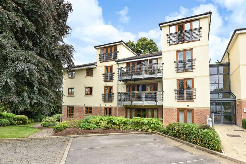 2 Bedrooms Flat for sale in Harrogate Road, Chapel Allerton, Leeds, LS17 6JB