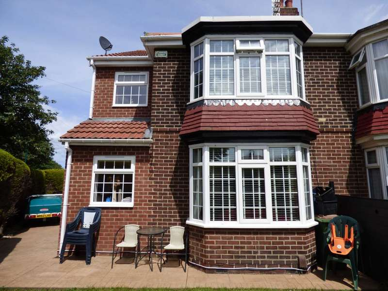 4 Bedrooms Semi Detached House for sale in Durham Road, Redcar
