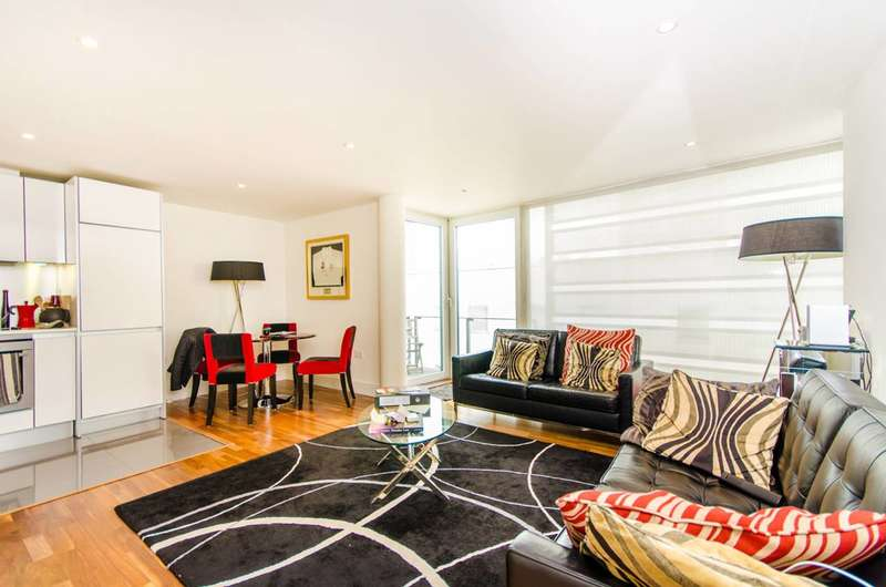 2 Bedrooms Flat for sale in Angel Waterside, Islington, N1