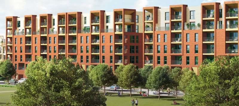 3 Bedrooms Apartment Flat for sale in Colindale Avenue, London, London, NW9