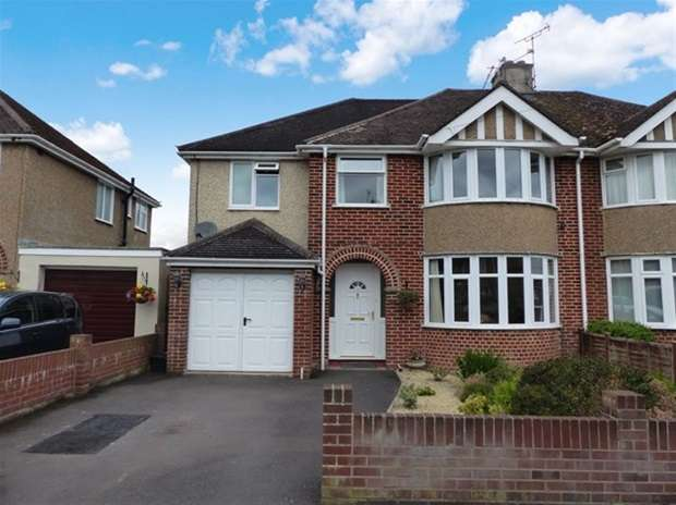 5 Bedrooms Semi Detached House for sale in East End Avenue, Warminster