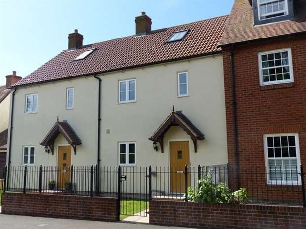 3 Bedrooms Terraced House for sale in Park Street, Heytesbury, Warminster