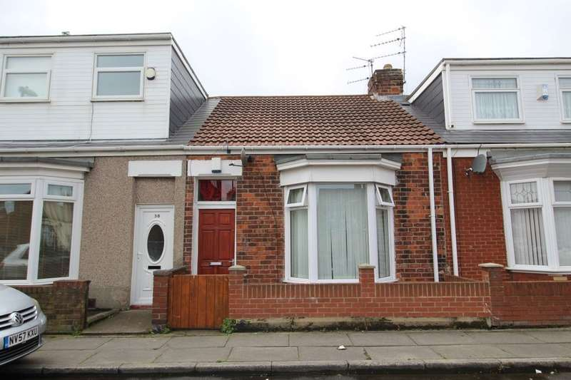 2 Bedrooms Property for sale in Canon Cockin Street, Hendon, Sunderland, SR2