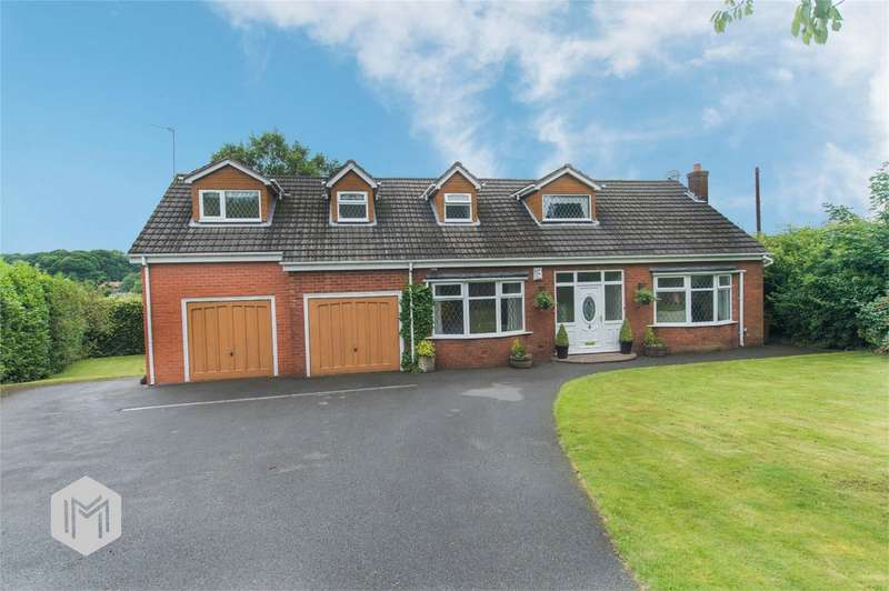 5 Bedrooms Detached House for sale in Chorley Old Road, Brindle, Chorley, Lancashire