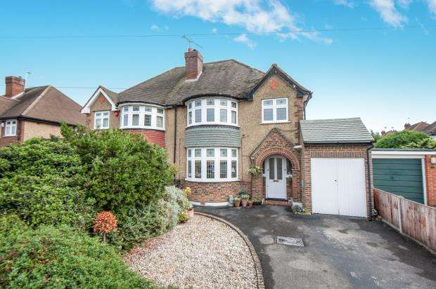 3 Bedrooms Semi Detached House for sale in Worcester Park, .
