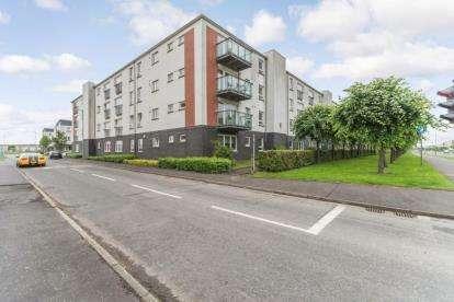 2 Bedrooms Flat for sale in Redshank Avenue, Renfrew, Renfrewshire