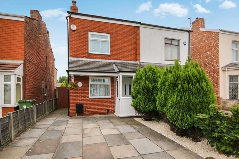 2 Bedrooms Semi Detached House for sale in High Park Road, Southport