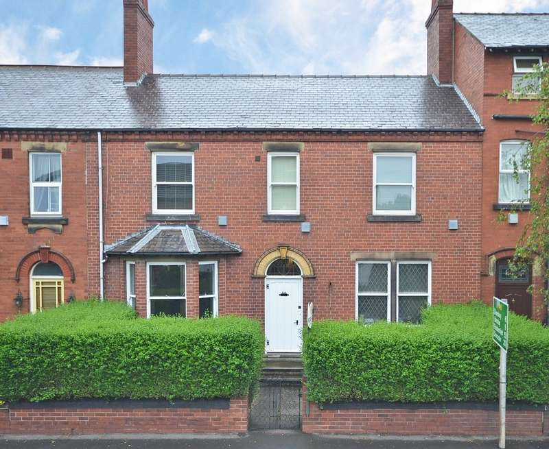 3 Bedrooms Terraced House for sale in Leeds Road, Wakefield