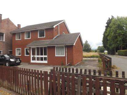 4 Bedrooms Detached House for sale in Warrington Road, Abram, Wigan, Greater Manchester