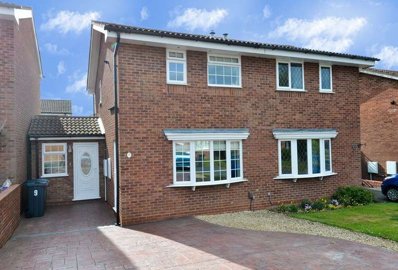 2 Bedrooms Semi Detached House for sale in Ockam Croft, Northfield, Birmingham