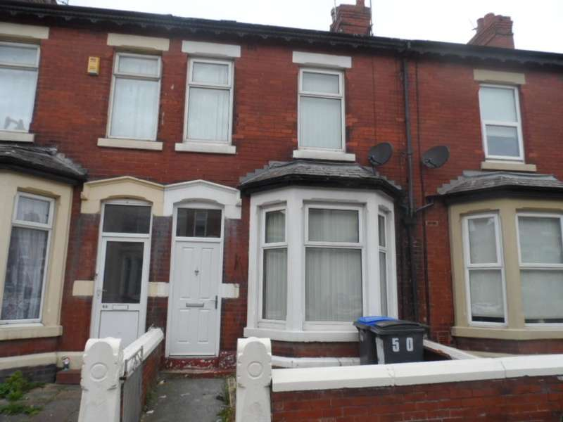 3 Bedrooms Property for sale in 50, Blackpool, FY1 3QL